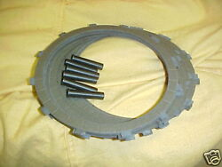 Harleysportster 71-84 Made With Kevlar Clutch Plates Fits 71-e84 With Spacers