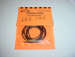 Parts by Parks 125 124 Detail Hollow Heater Coolent Hose For Model Cars 2