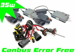 9005 Hb3 35w Xenon Hid Conversion Kit Canbus Pro For Land Range Rover Evoque