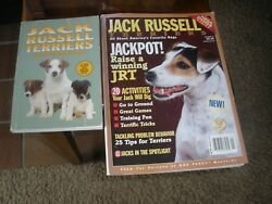Jack Russel Terrier Book by Anna Katherine Nicholas and Popular Dog  Magazine