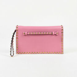 Valentino Garavani Bubblegum Pink Nappa Leather