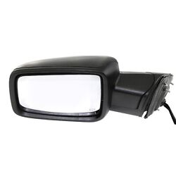 Mirror For 13-18 Ram 1500 2500 Power Folding With Signal Light Paintable Left