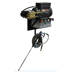 Cam Spray Professional 4000 PSI (Electric-Cold Water) Wall Mount Pressure Was...