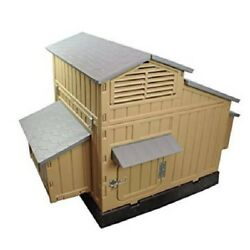 Large Chicken Coop Nesting Boxes Box Backyard Hen House Bantams Home Grown Eggs