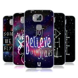 HEAD CASE DESIGNS NEBULA ART SOFT GEL CASE FOR HUAWEI PHONES 2