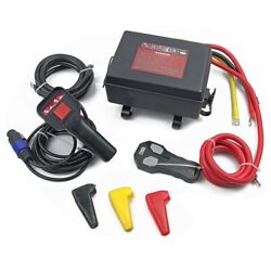 Control Box Pack Winch 12v 12000lbs Solenoid Wireless Remote Switch For Pickup