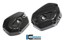 Ilmberger Gloss Carbon Cylinder Head Rocker Covers Pair Bmw R1200 Gs Lc 2017