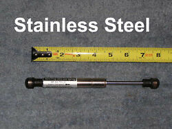 7.5 Inch 20lb Stainless Steel Np Gas Spring Lift Arm Strut Shock 7.5andrdquo 20 7.5in