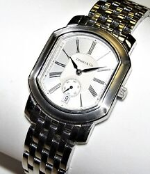 And Co Mark Coupe Resonator Watch 32x40mm 8.5 Bracelet