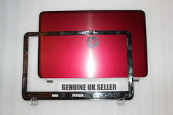 Temp Red Hp 15-n 15-n276sa Lcd Screen Lid Back Cover And Front Bezel Surround Trim
