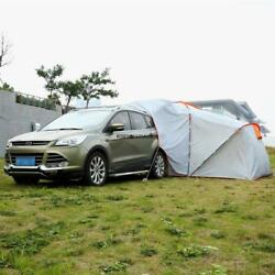SUV Camping Tent Outdoors Easy Up Beach Sun Shelter with Bag&Inner Box 2 Rooms