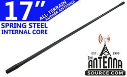 All-terrain 17 Rubber Antenna Mast - Fits 1985-1989 Plymouth Reliant