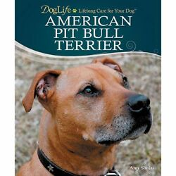 DogLife American Pit Bull Terrier Book Pit Bull by TFH Publications