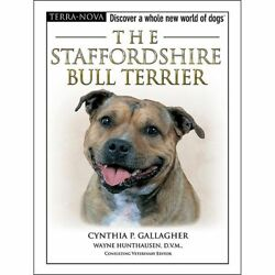 The Staffordshire Bull Terrier Book Staffordshire Bull Terrier by TFH