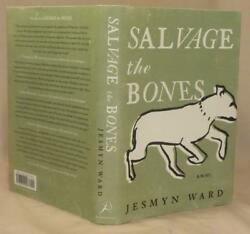 Salvage The Bones, Jesmyn Ward, Signed/dated, 1st/1st + Signing Photos, 2011