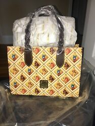 NWT DISNEY DOONEY & BOURKE LADY AND THE TRAMP TOTE BAG PURSE *LAST ONE* RARE!!!