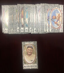 2017 Topps Allen And Ginter Mini Black Border - You Select - Complete Your Set
