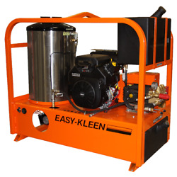 Easy-Kleen Professional 4000 PSI (Gas - Hot Water) Belt-Drive Skid Pressure W...