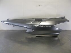 Suzuki 2007 400 Burgman Scooter An400 07 And 08 Left Side Rear Frame Cover Factory