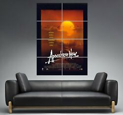 Apocalypse Now Poster Vintage Movie Wall Grand Format A0 Print