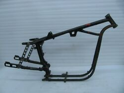Harley Davidson Drag Racing Chopper Frame Sportster Ironhead 1960and039s 1970and039s