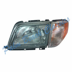 New Mercedes Complete Headlight Assembly Reproduction R129 300SL 320SL 500SL