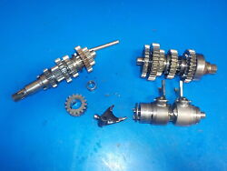 Suzuki Rv 125 11/72 Transmission Parts,c/w What You See In Picts Used Condition