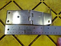 Taco Stainless Hinge With 1.5 Offset 5 1/2 Open X 2w