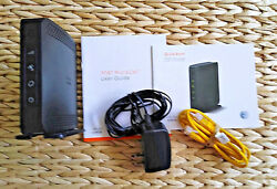 AT&T MICROCELL CISCO DPH154 SIGNAL BOOSTER TOWER ANTENNA + ADAPTER +CABLE+GUIDES