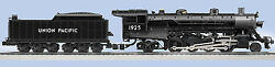 LIONEL 11137 UNION PACIFIC SCALE 2-8-2 MIKADO STEAM ENGINE LOCOMOTIVE TRAIN TMCC