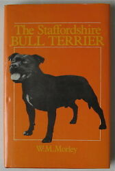 STAFFORDSHIRE BULL TERRIER VINTAGE BREED BOOK