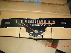 1967 Galaxie And Galaxie Xl Speedometer-c7az-17255-a-one Year Only
