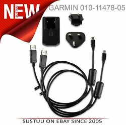 Garmin AC Adapter Cable Kit│Power│Recharge│For Standard Wall Outlet- 276cx