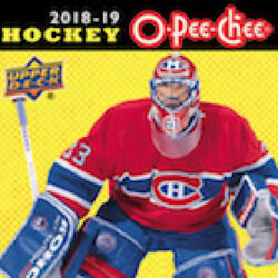 2018-19 O-pee-chee Gold Border Glossy Hockey Cards Pick From List 501 And Above