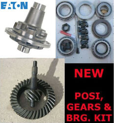 9 Ford True Trac Posi 31 - Gear - Bearing Kit Package - 3.25 Ratio - 9 Inch New