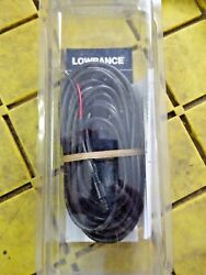 Lowrance Xt-15u 15 Ft Transducer Extension Cable W/power Lead 99-91