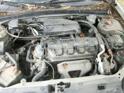 05 Natural Gas Honda Cicic Car For Parts Only
