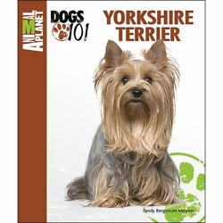 Animal Planet Yorkshire Terrier Book Yorkshire Terriers by TFH Publications