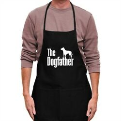 The dogfather American Pit Bull Terrier Apron