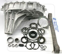 Fits Gm Chevy Np261 Np263 Transfer Case Rebuild Kit Chain Case And Saver Plate
