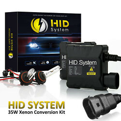 Hidsystem 35w Xenon Hid Kit For Dodge Attitude Avenger Caliber Challenger Charge