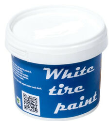 Anvil Car And Motorcycle White Wall Tire Tyre Paint - 250ml Cruiser Hot Rod
