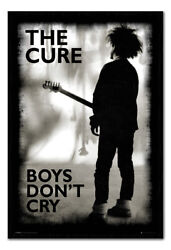 The Cure Boys Donand039t Cry Poster Magnetic Notice Board Inc Magnets