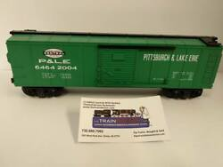 Mth O Gauge Pittsburgh And Lake Erie Tca 2004 Boxcar 30-74161a -- New