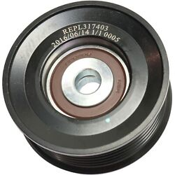Accessory Belt Idler Pulley For 2000-2009 Toyota Tundra 2001-2006 Lexus Ls430