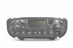 Mercedes 01-05 w203 c320 209 clk320 AC Heater Climate Control Switch 2098300285