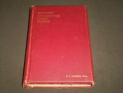 1905 English Goldsmith And Their Marks Book By Charles James Jackson - R 272