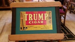Vintage Advertising Posters With Hand Made Wood Frames. frame Size 27 X 20.