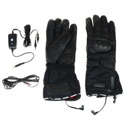 Gerbing XR12 Heated Motorcycle Gloves - L