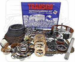Fits Ford C6 Transmission Blue G2 Performance Deluxe 67-1and2 Transgo Kit 1976-96